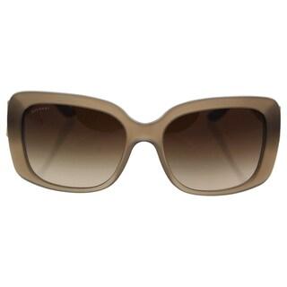 Bvlgari BV8167B 5349/13 - women's Turtledove/Brown Gradient Sunglasses