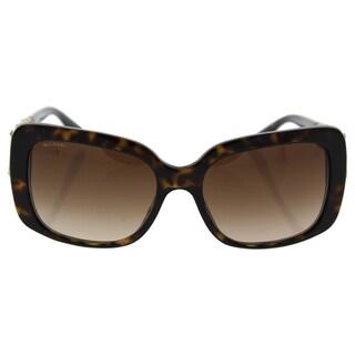 Bvlgari BV8167B 504/13 - women's Havana/Brown Gradient Sunglasses