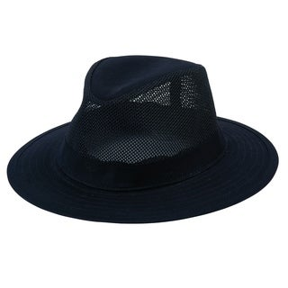 San Diego Hat Company/Mens Collection/Outdoor fedora - black
