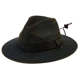 San Diego Hat Company/Mens Collection/Outdoor fedora - brown