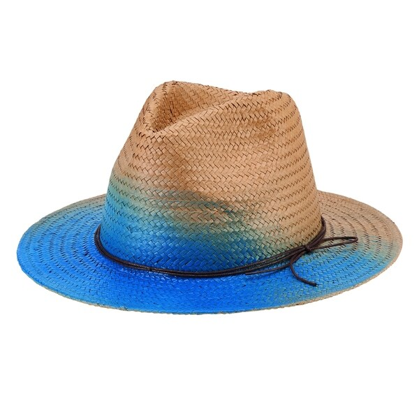 San Diego Hat Company/Mens Collection/fedora - natural