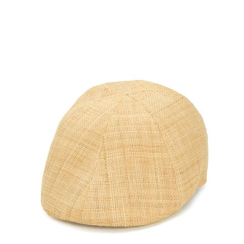 San Diego Hat Company/Mens Collection/Raffia straw driver- natural