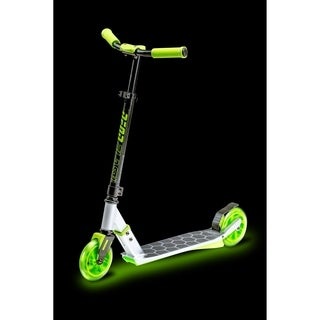 Neon Flash Scooter - Green