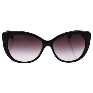 Bvlgari BV8157BQ 901/8H - Women's Black/Violet Gradient Sunglasses