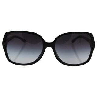 Bvlgari BV8120B 501/8G - Women's Black/Grey Gradient Sunglasses