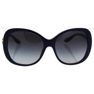 Bvlgari BV8171B 5390/8G - Women's Blue/Grey Gradient Sunglasses