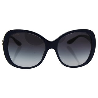 Bvlgari BV8171B 5390/8G - Women's Blue/Grey Gradient Sunglasses