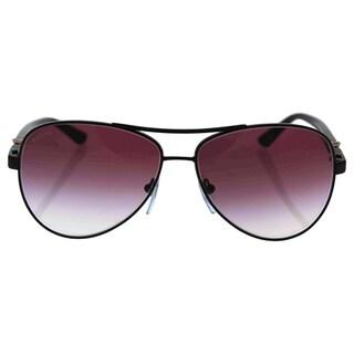 Bvlgari BV6080B 239/8H - Women's Black/Violet Gradient Sunglasses