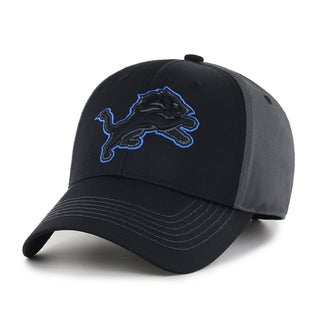 Detroit Lions NFL Blackball Adjustable Cap/Hat