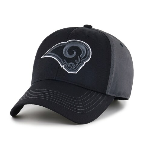Los Angeles Rams NFL Blackball Adjustable Cap/Hat