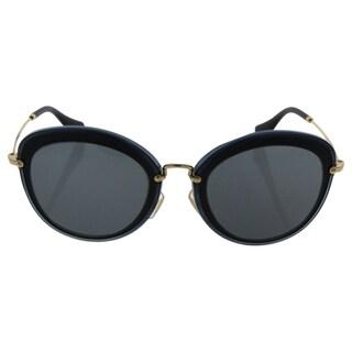 Miu Miu MU 50R 1AB-9K1 - Women's Grey/Grey Sunglasses