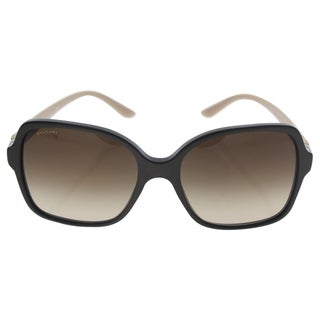 Bvlgari BV8164B 897/13 - Women's Cocoa Brown/Brown Gradient Sunglasses