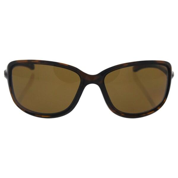 2704044941e04 ... reduced oakley cohort oo9301 05 womenx27s tortoise bronze polarized  sunglasses 877a3 29b52