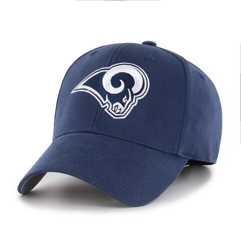 Los Angeles Rams NFL Basic Adjustable Cap/Hat
