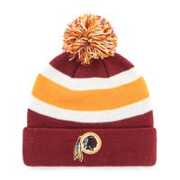 Washington Redskins NFL Breakaway Knit Beanie with Pom