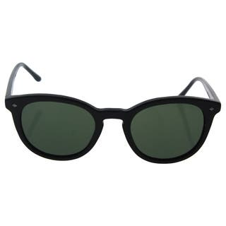Giorgio Armani AR 8060 5017/31 Frames Of Life - Men's Black/Green Sunglasses|https://ak1.ostkcdn.com/images/products/17771901/P23969743.jpg?impolicy=medium