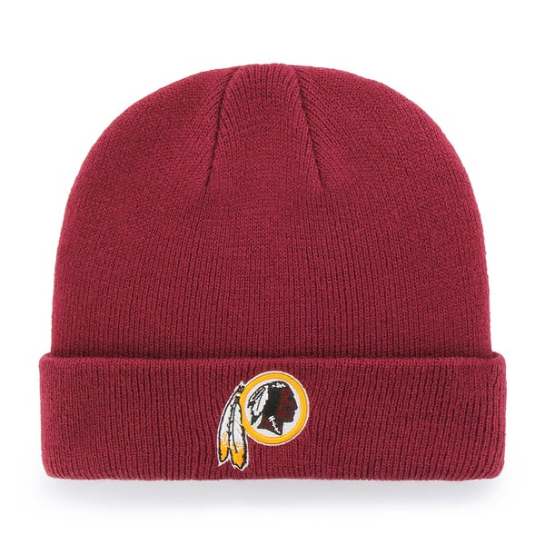 Washington Redskins NFL Cuff Knit Beanie