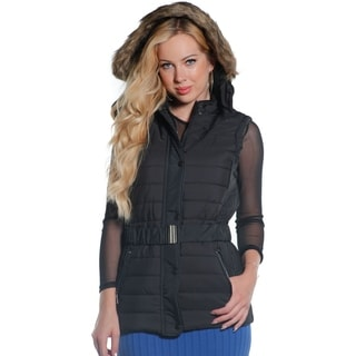 Special One Faux Fur Mid Length Ladies Vest