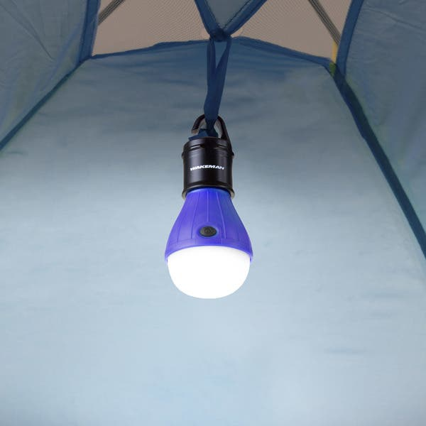 Portable Led Tent Light Bulb 2 Pack Hanging Lights