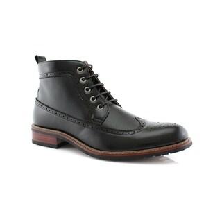Ferro Aldo Michael MFA806278 Men's Dress Ankle Boots For Work or Casual Wear