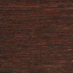 (5' x 8') Hand-woven Chindi Brown Leather Rug