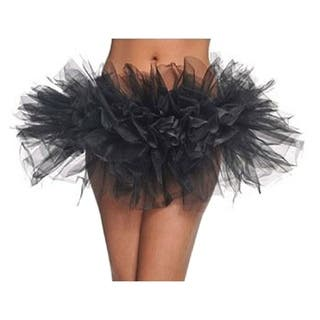 Simplicity Women's 5-layered Tulle Ballerina Dance Party Tutu Skirt|https://ak1.ostkcdn.com/images/products/17779626/P23976550.jpg?impolicy=medium