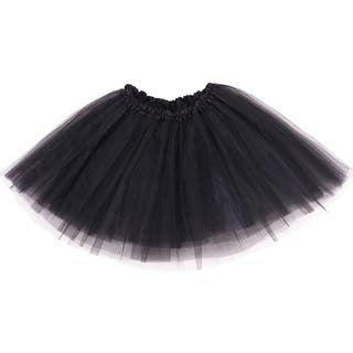 Simplicity Women's 3-Layered Tulle Fiber Classic Elastic Ballet Tutu|https://ak1.ostkcdn.com/images/products/17779630/P23976589.jpg?impolicy=medium