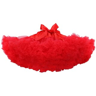 Simplicity Girls' Dress-Up Ballet Tutu Skirts with Satin Bow (3 options available)