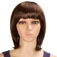 Simplicity Women's Short Curly Costume Party Wigs