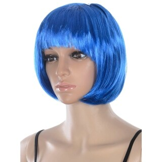 Simplicity Women's Daily Wear and Costume Wig - Short Curly