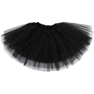 Simplicity Little Girls' Dress-Up Tulle Costume Tutu|https://ak1.ostkcdn.com/images/products/17779680/P23976597.jpg?impolicy=medium