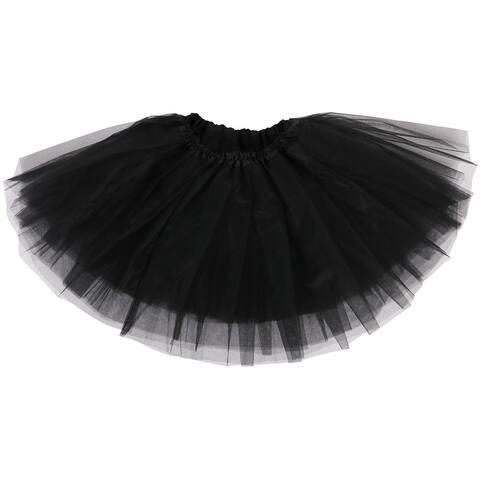 Simplicity Little Girls' Dress-Up Tulle Costume Tutu