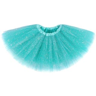 AshopZ Girls' Vintage Glitter Layered Dress-Up Tulle Tutu Skirt with Sequins|https://ak1.ostkcdn.com/images/products/17779684/P23976587.jpg?impolicy=medium