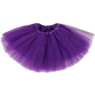 Simplicity Girls' Elastic Waist Ballet Tutu