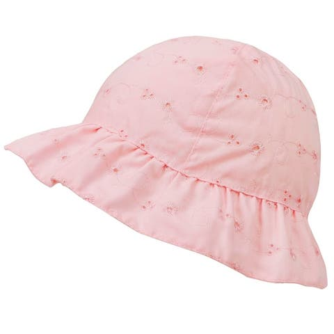 UPF 50 UV Ray Sun Protection Wide Brim Baby Sun Hat