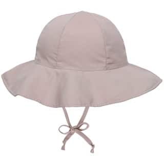 UPF 50 UV Protection Wide Brim Baby Sun Hat|https://ak1.ostkcdn.com/images/products/17779698/P23976730.jpg?impolicy=medium
