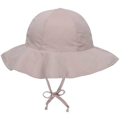 UPF 50 UV Protection Wide Brim Baby Sun Hat