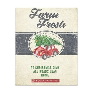 Kavka Designs Farm Fresh Handmade Paper Print By Terri Ellis