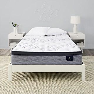 Serta Perfect Sleeper 13.75-inch Kleinmon II Pillow Top Plush Innerspring Mattress