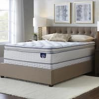 Serta Westview 12.5-inch Super Pillow Top Firm California King-size Mattress
