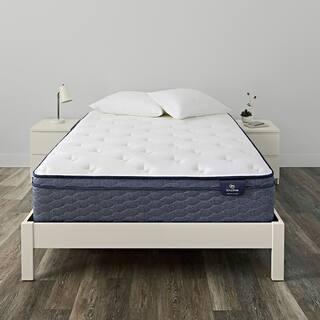 Serta Westview 12 Inch Super Pillow Top Plush King Size Mattress