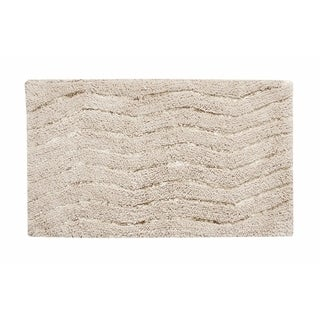 "Artesia 17""X24"" Natural Bath Rug"