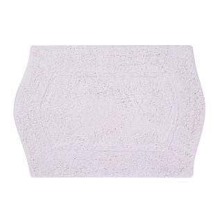 "Waterford 17""X24"" White Bath Rug|https://ak1.ostkcdn.com/images/products/17783599/P23980167.jpg?impolicy=medium"