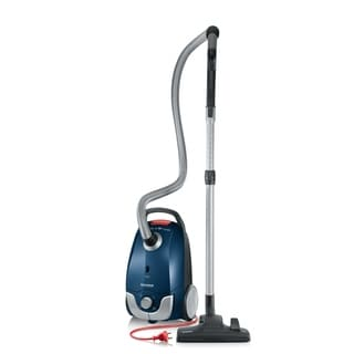 Severin Germany Special Bagged Canister Vacuum Cleaner (Ocean Blue)
