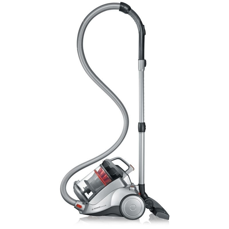Severin Germany NonstopXL Bagless Canister Vacuum Cleaner...