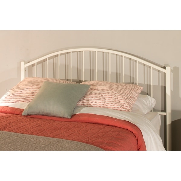 Hillsdale Furniture Cottage Headboard, Twin, White