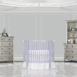 Dream On Me, Sophia Posh Circular Crib