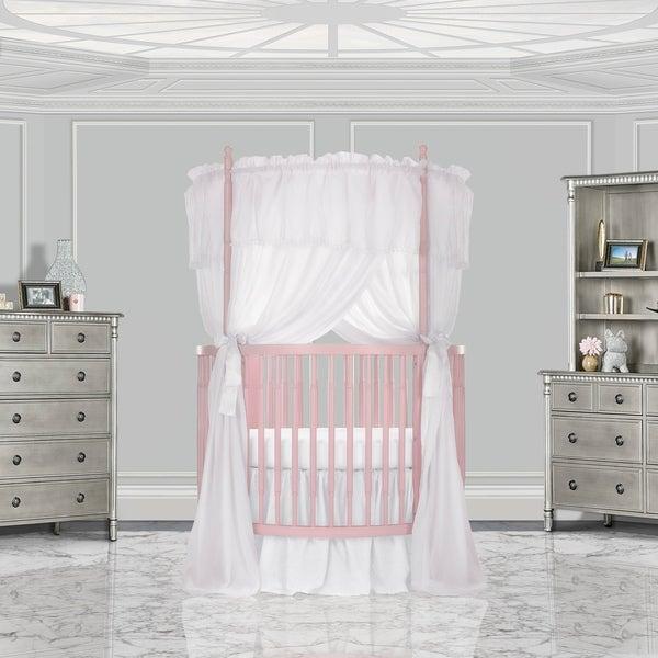 Dream On Me, Sophia Posh Circular Crib. Opens flyout.