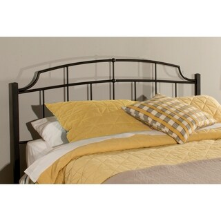 Hillsdale Furniture Sheffield Textured Black-finished Metal Full/Queen-size Headboard