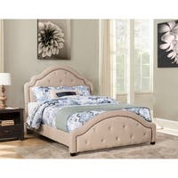 Belize Bed - Queen - Rails Included - OysterFabric